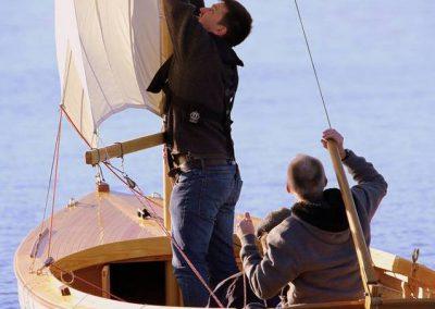 Långedragsjulle J10, Classic Boat Awards ehdokas 2016